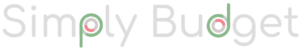 logo simplybudget light